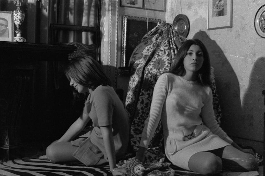 Daniela e Ivana - La mia prima foto '60
