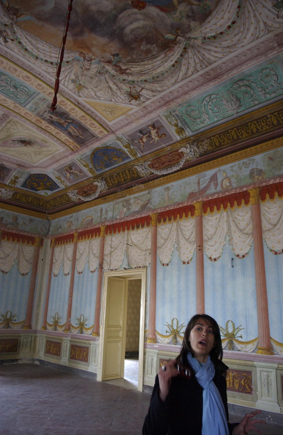 Noto - Palazzo Villadorata