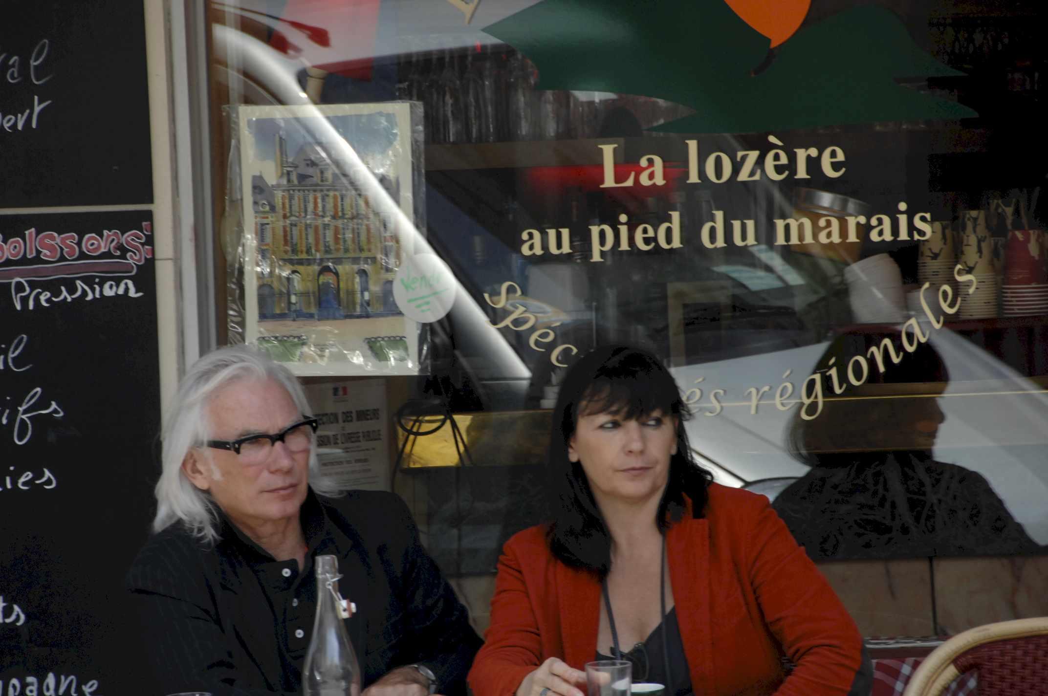 Parigi -  Place de Vosges