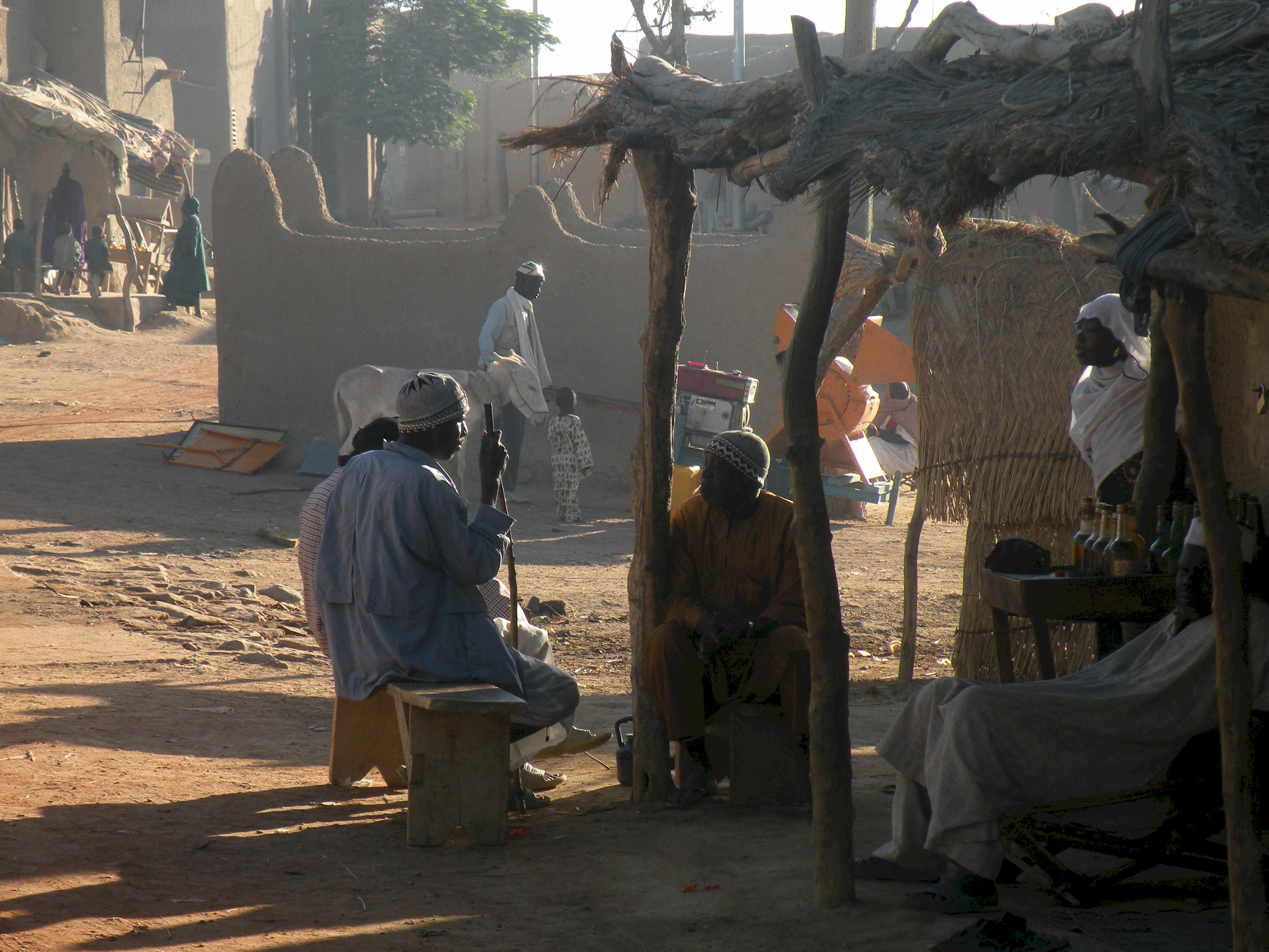Mali, Diennè-Segou
