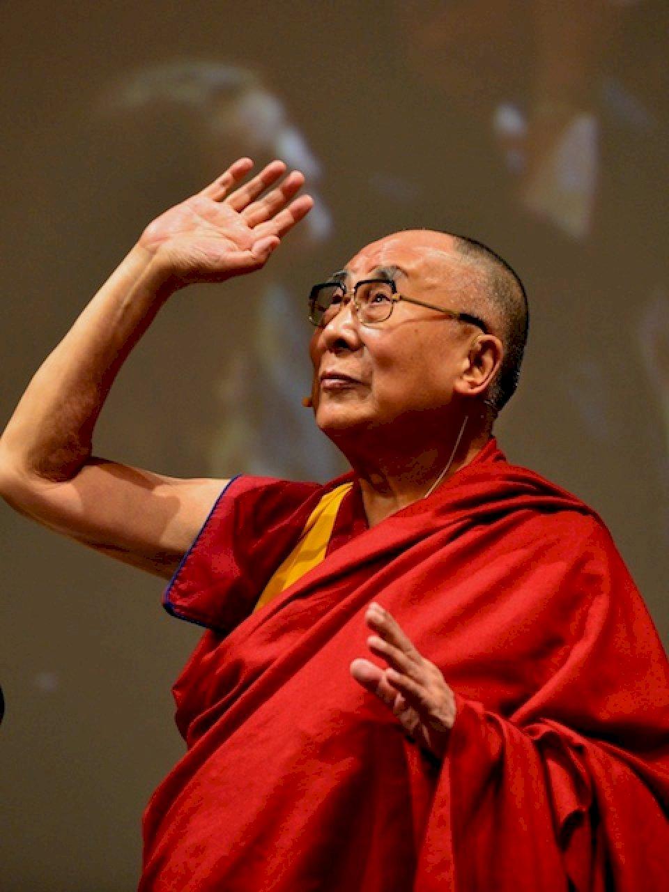 Sua Santita Tenzin Gyatso XIV Dalai Lama