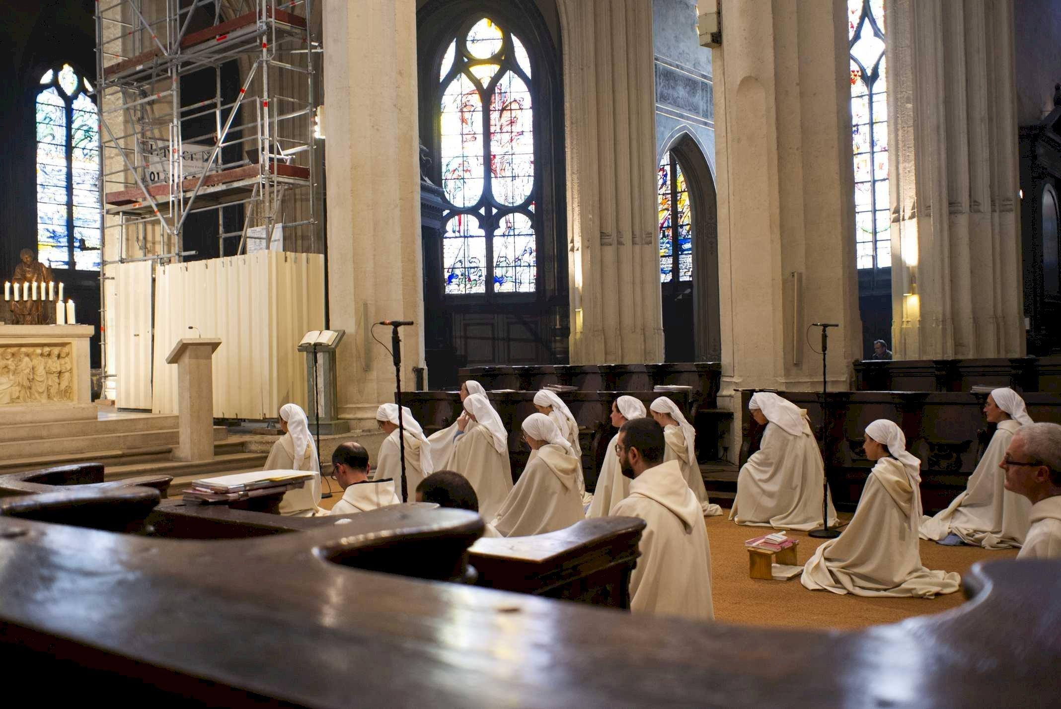 Parigi, Chiesa di Saint Gervais