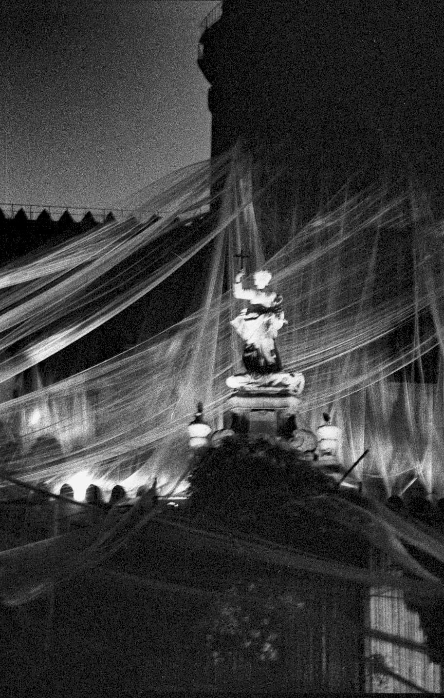 Palermo - la Cattedrale fasciata