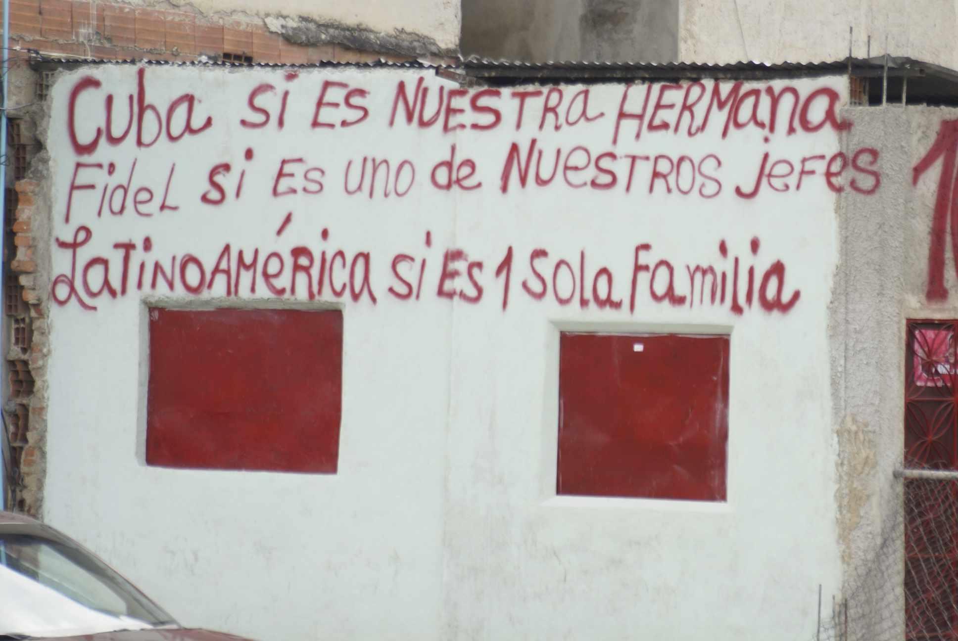 Venezuela - Cuba es nuestra hermana
