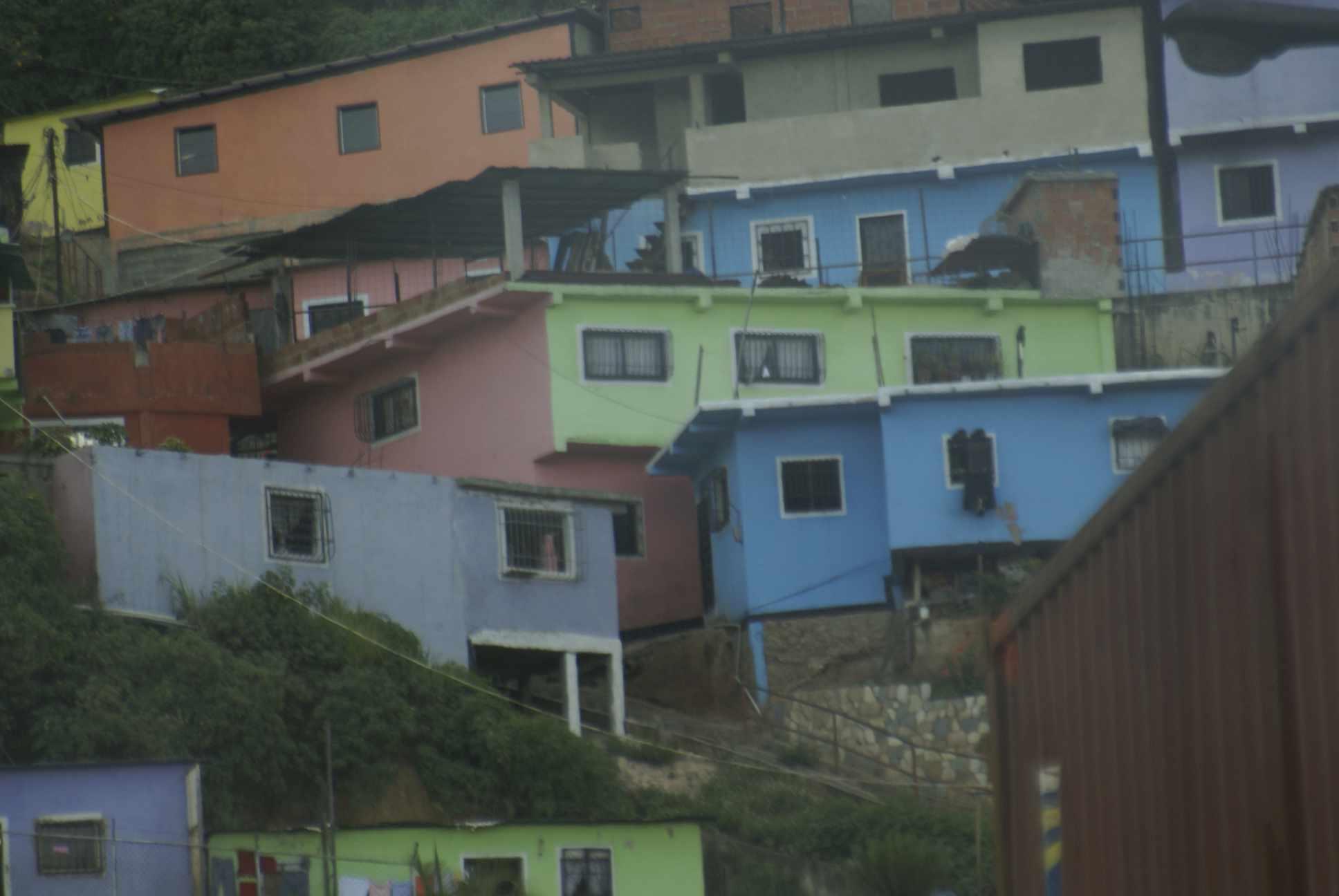 Venezuela - barrios