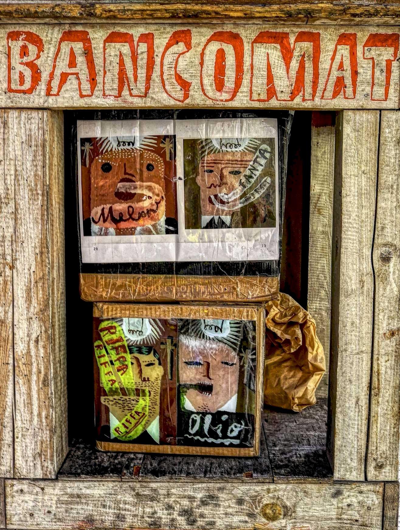 Palermo - Bancomat