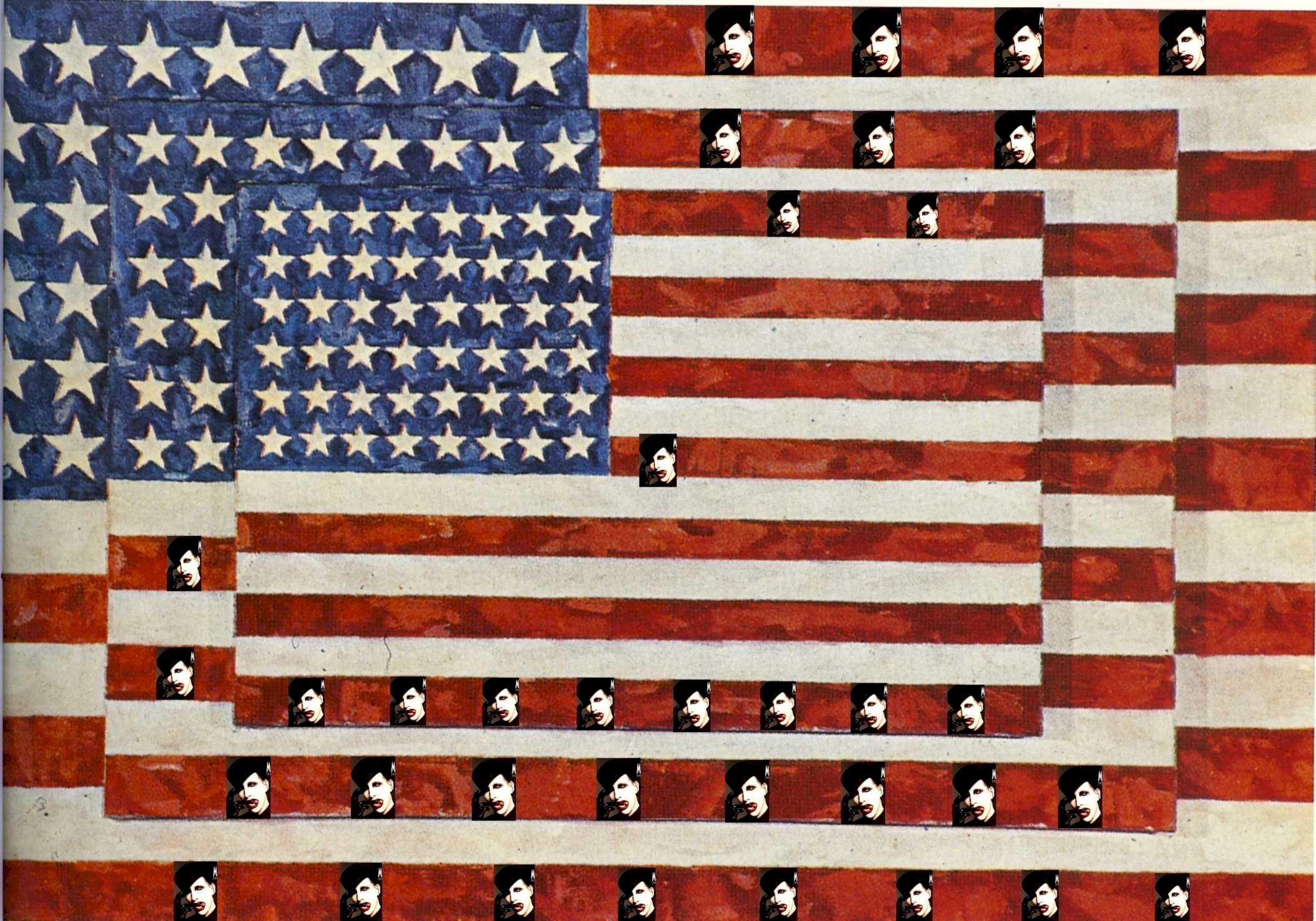 New American Flag 2