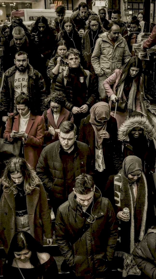 Londra - Crowd