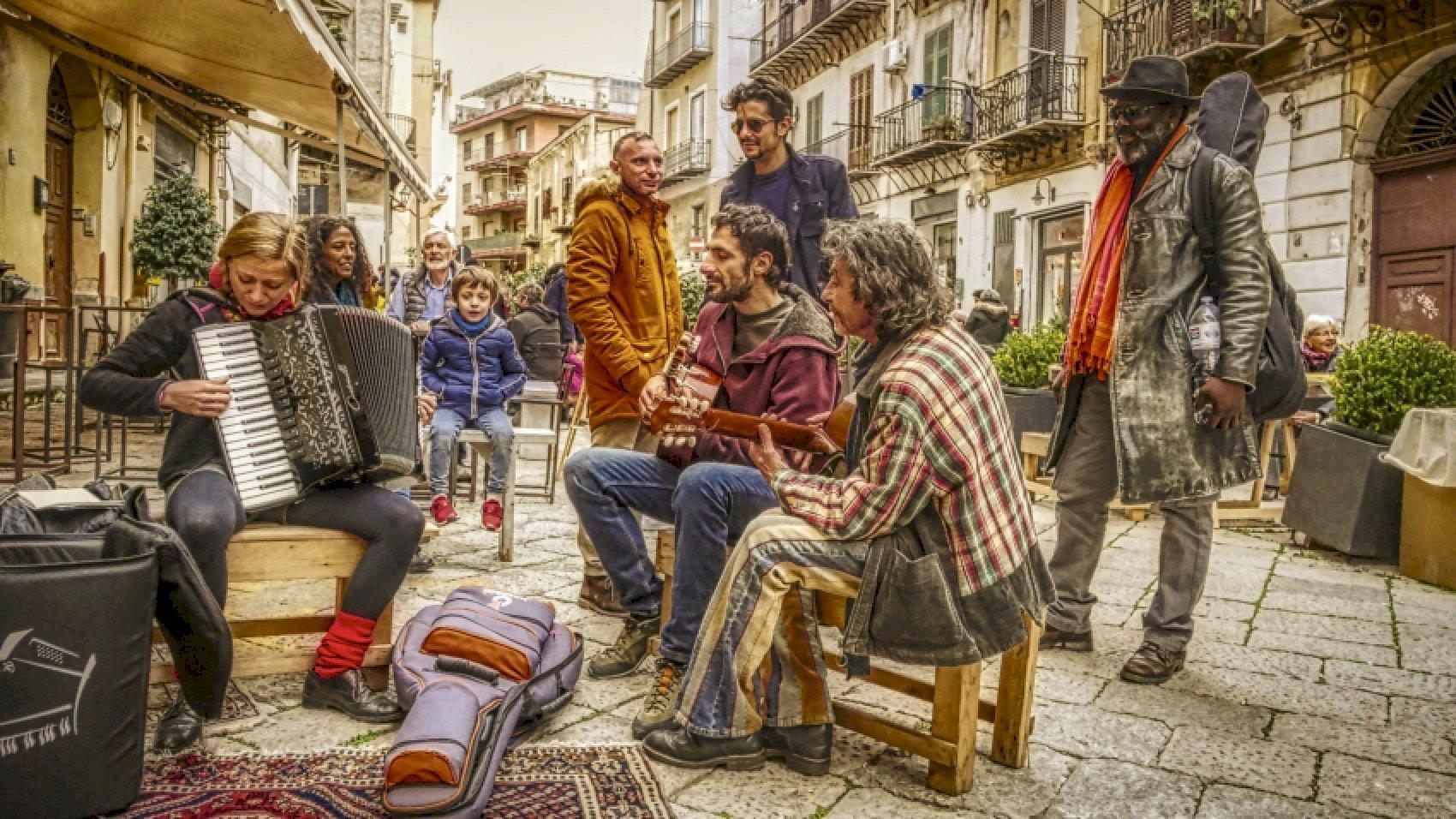 Palermo - Piazza Rivoluzione