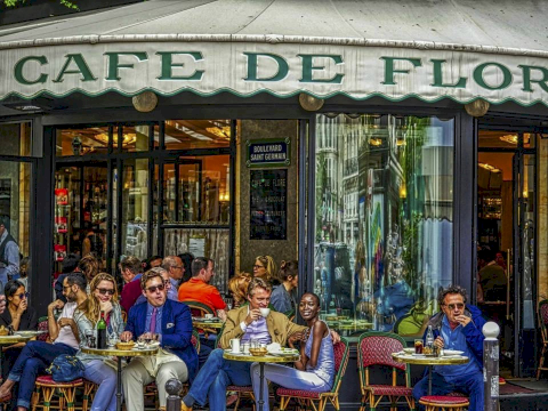 Parigi - Cafe de Flore