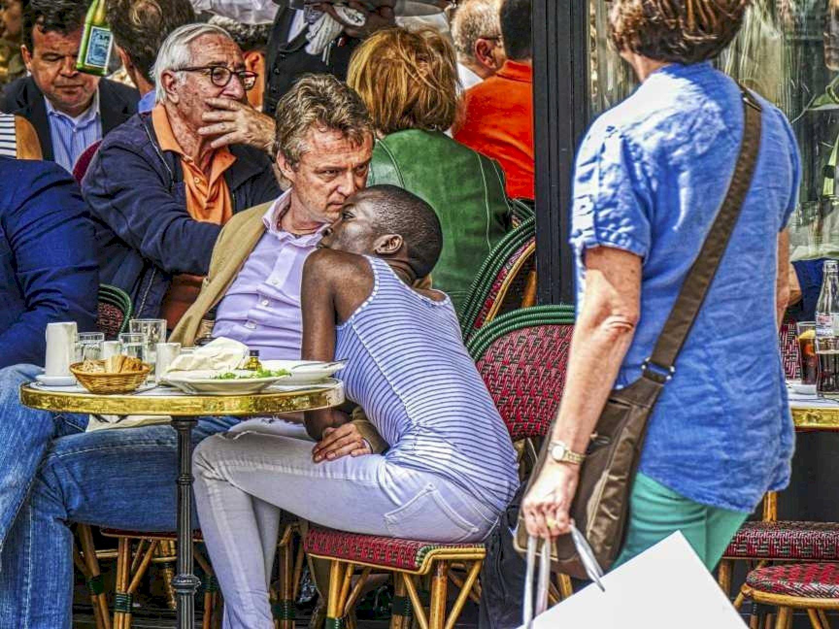 Parigi - Cafe de Flore (1)